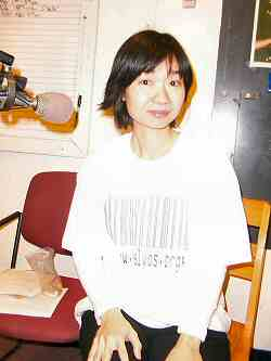 Su Lian Tan in the Studio
